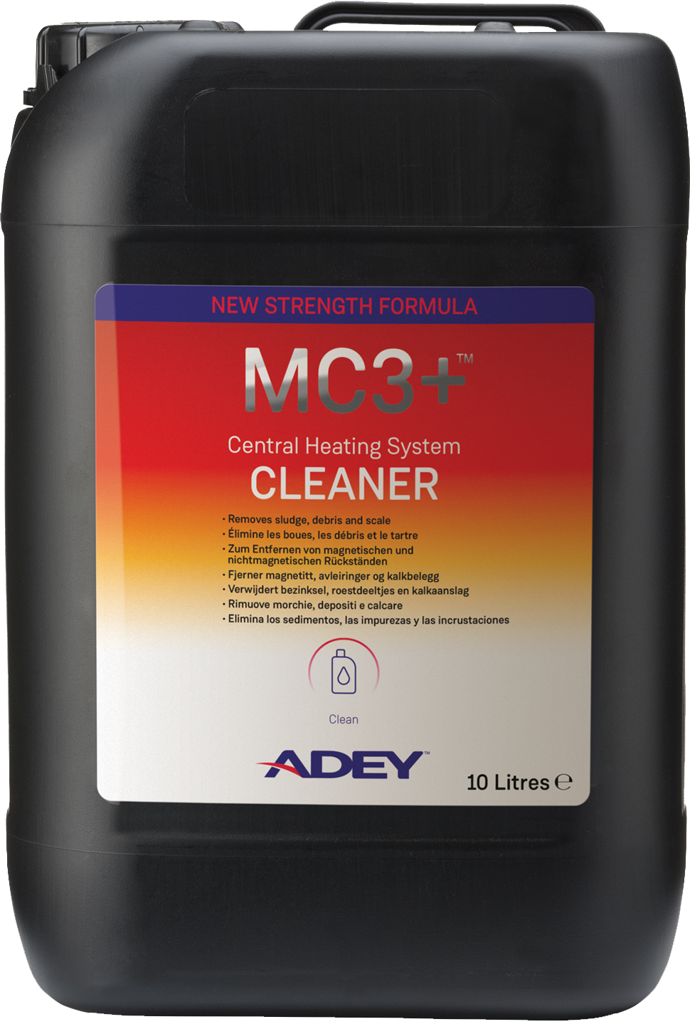 MC3+ Cleaner