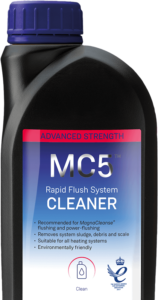 MC5 Rapid Flush System Cleaner